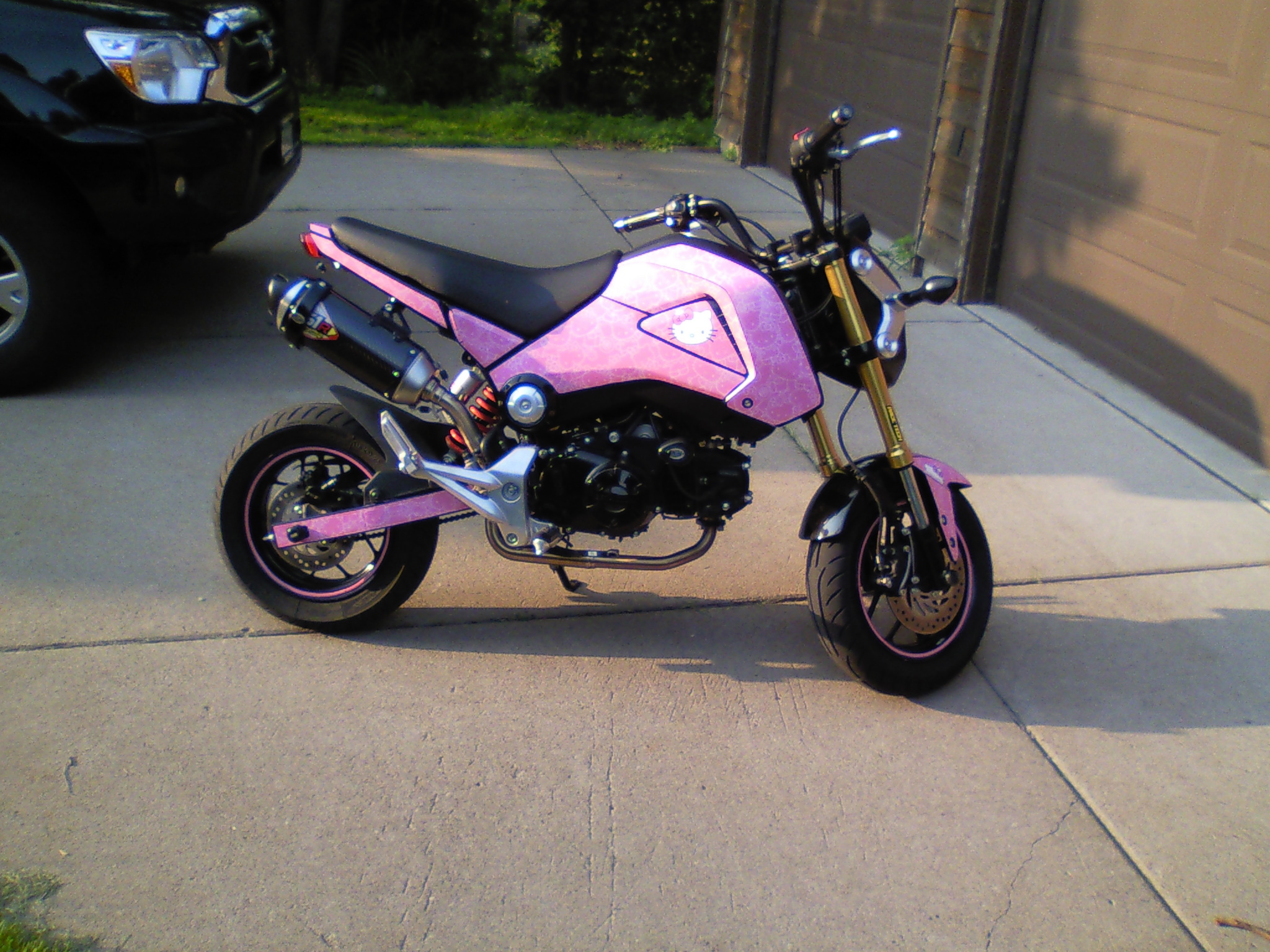 Grom Girls Take A Look