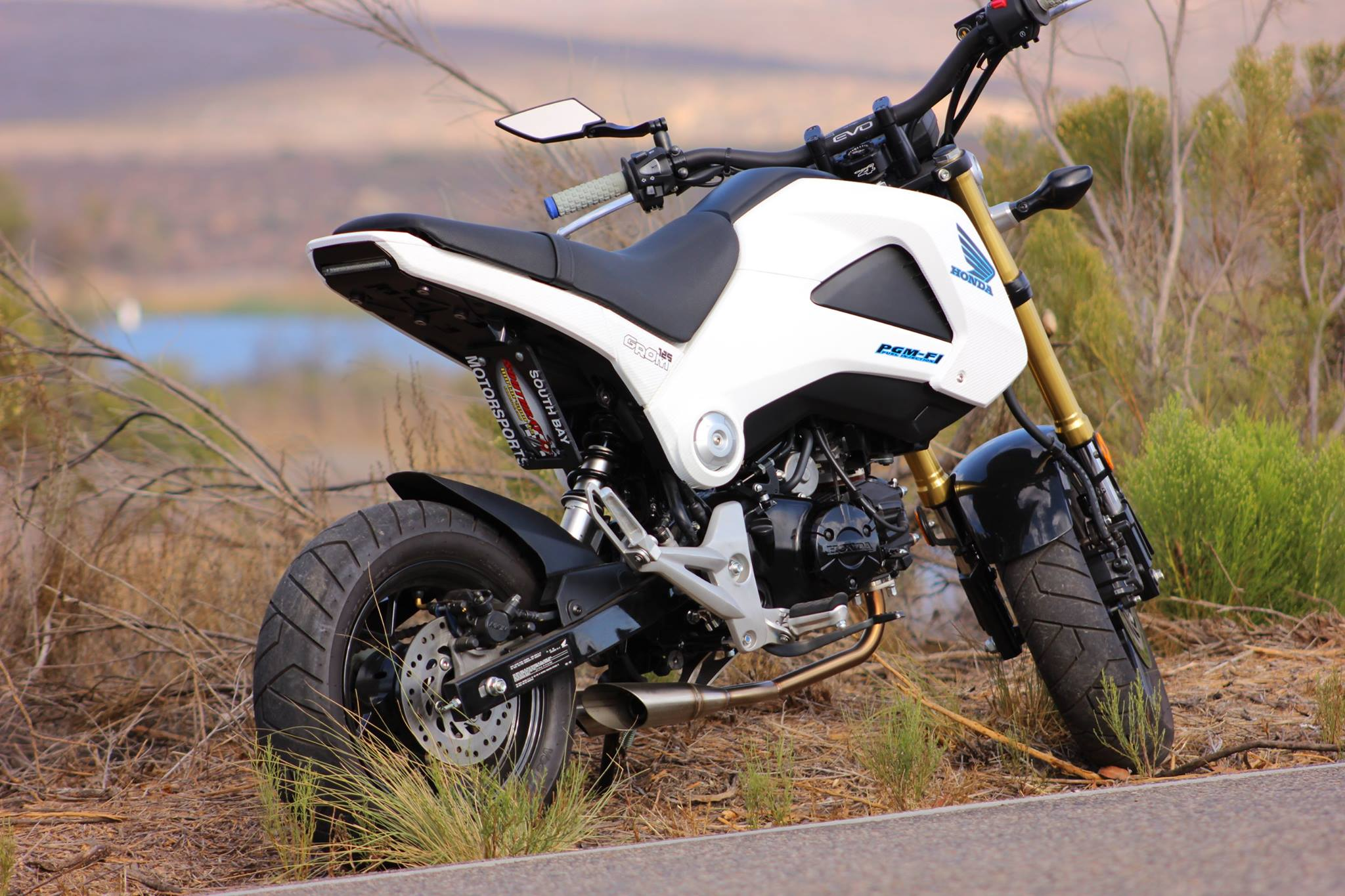 Super Clean Modded Grom for Sale San Diego