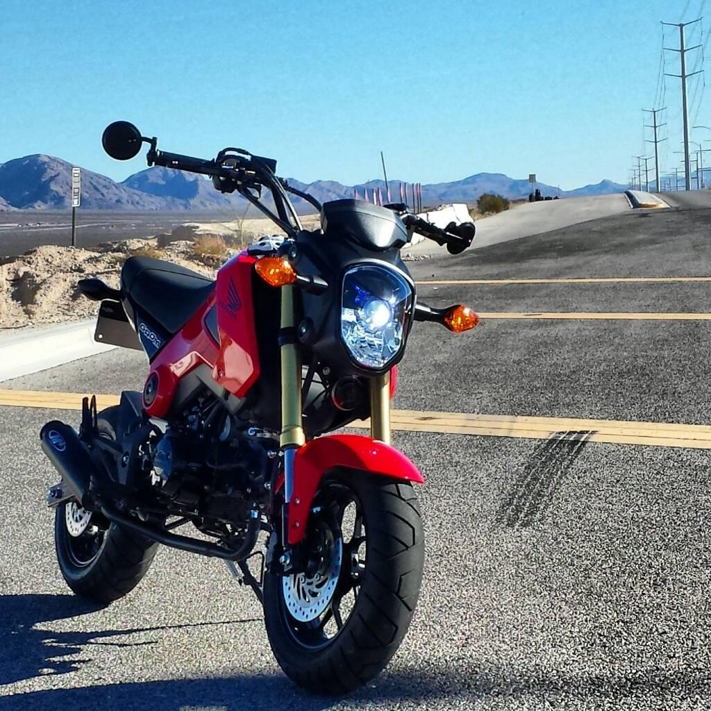 Honda Grom W Upgrades Las Vegas Nv