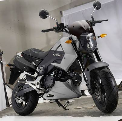 Copy Chinese Grom In 50 And 125cc