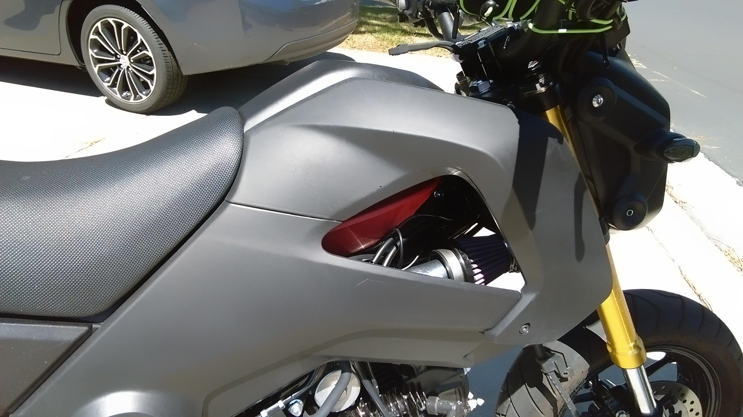 Build Your Own Honda Grom >> Shadynasty