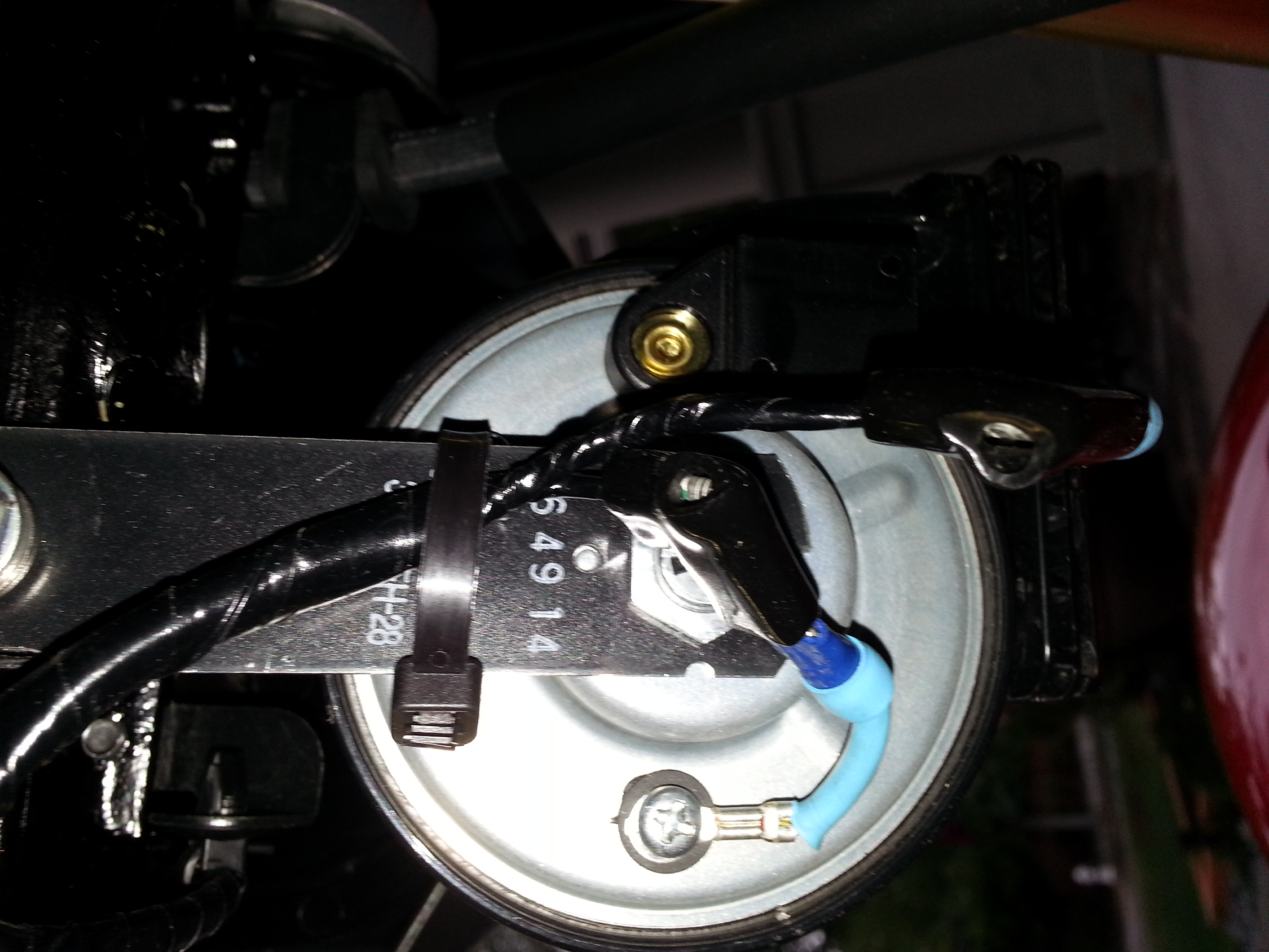 Car Horn To Grom Mod Wiring A 20130825 183412