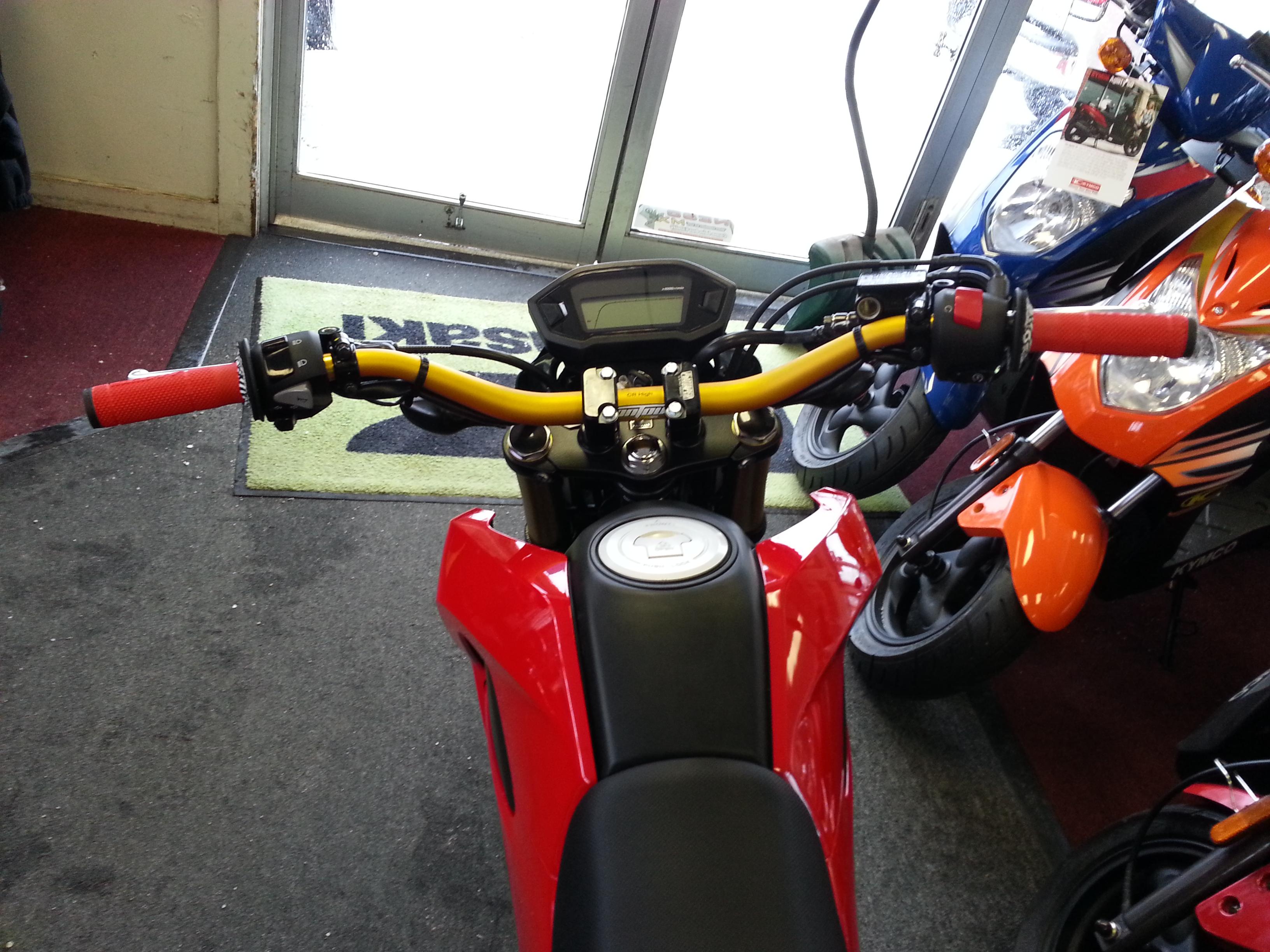 Build Your Own Honda Grom >> Grom Top Speed Mods | Motavera.com