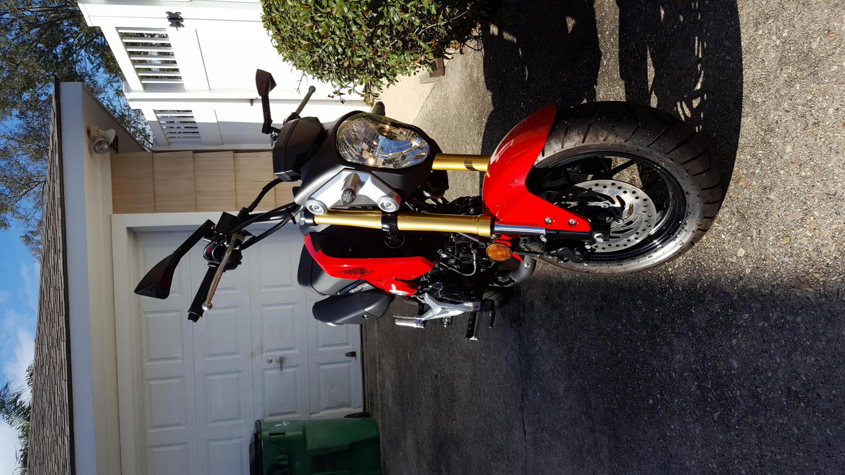 2016 Honda Grom For Sale New Orleans area