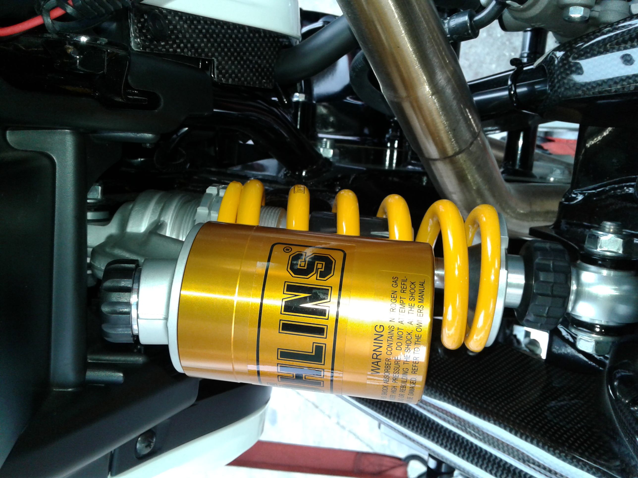 Ohlins rear shock, driven rear sets, two bros S1R, mad seat-20170511_151115.jpg