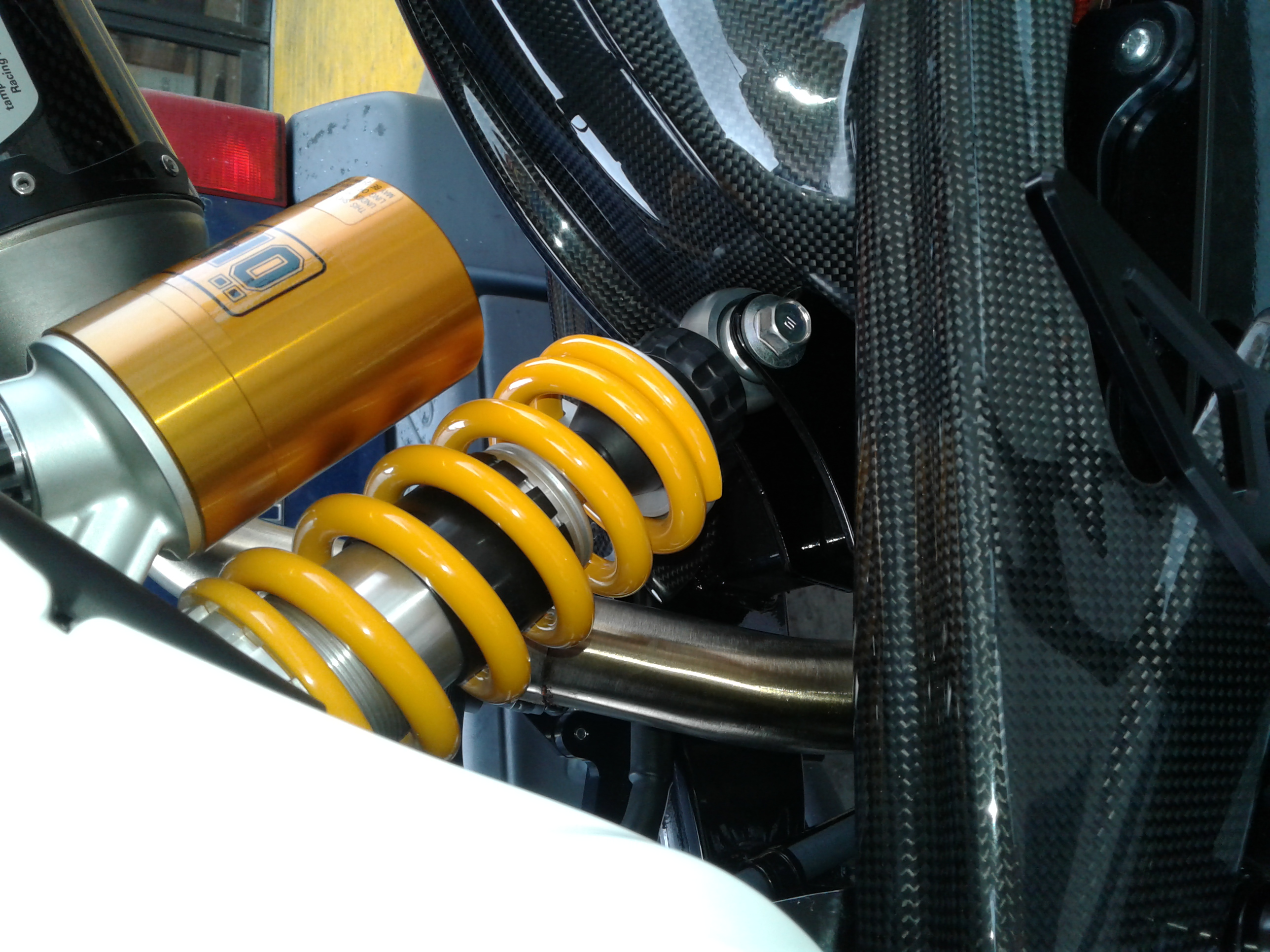 Ohlins rear shock, driven rear sets, two bros S1R, mad seat-20170511_151213.jpg