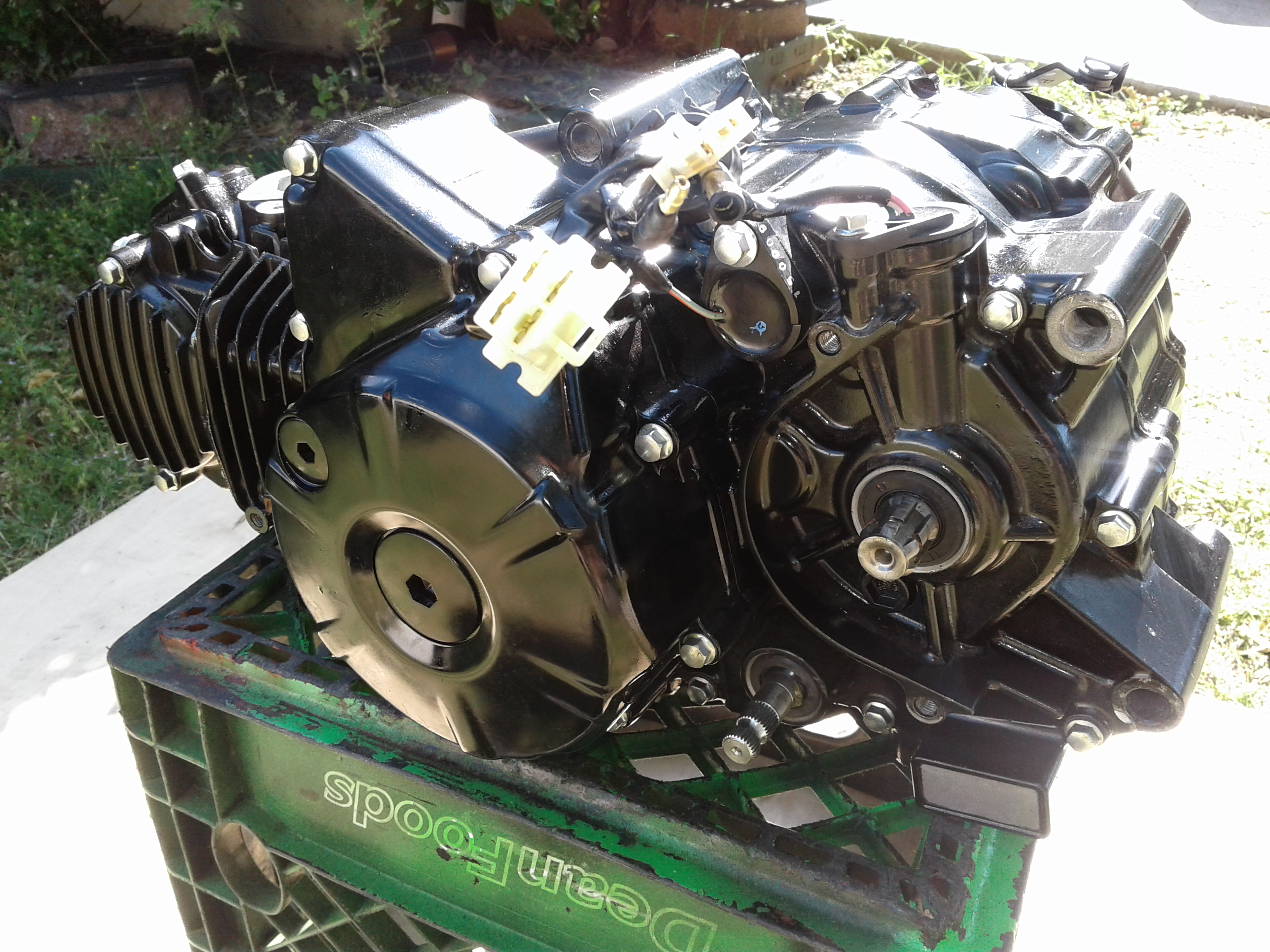 Finbro 235cc motor for sale