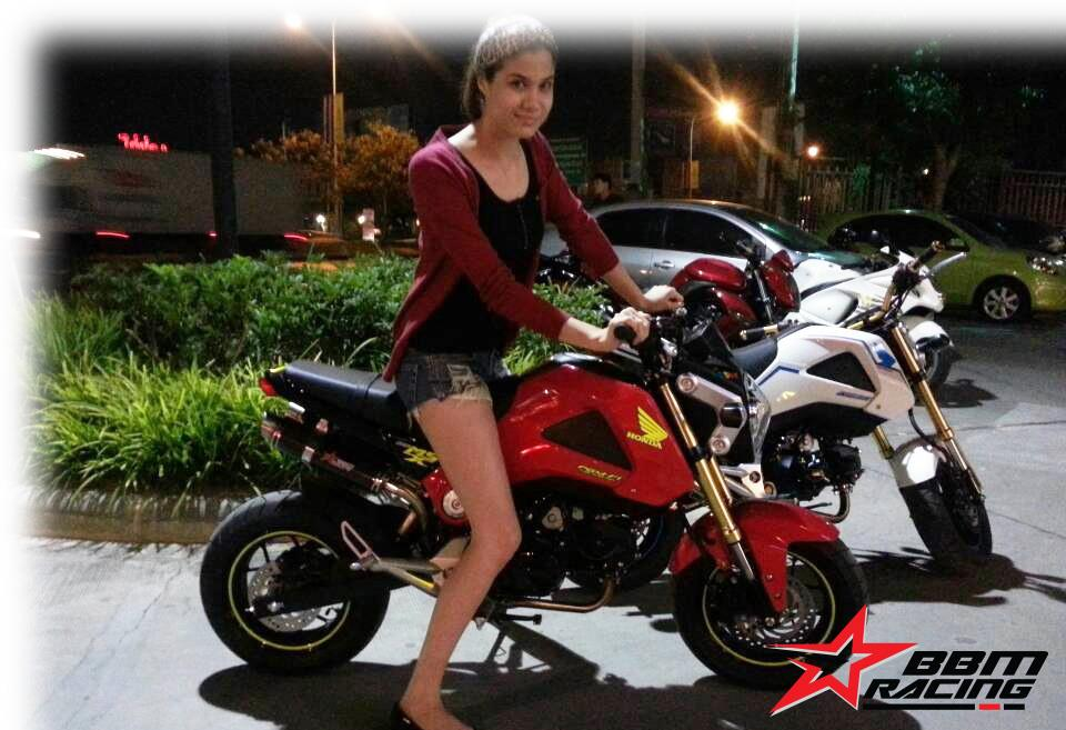 Honda Grom Build >> Groms with Girls! - Page 2