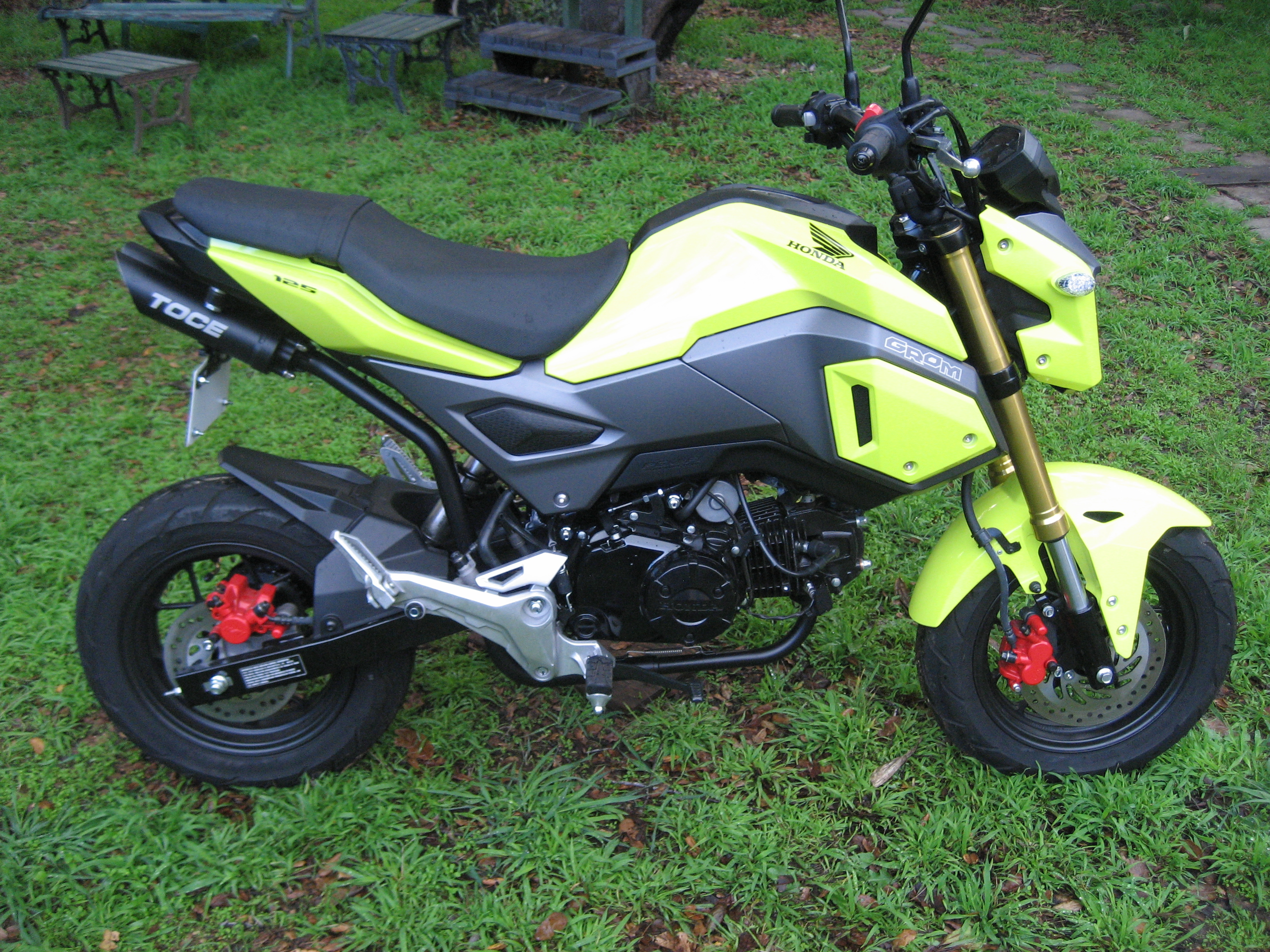 "The Official ""I Have My Honda Grom"" Thread"