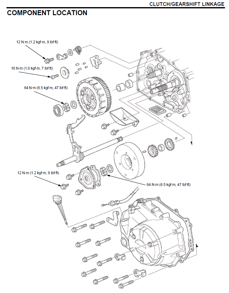 83 Yz250 Engine Diagram