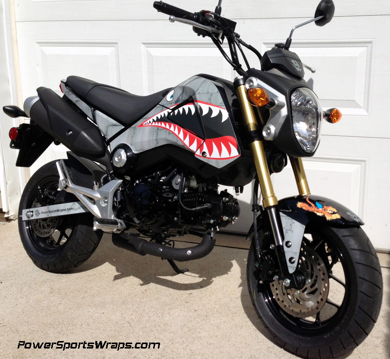 dirty air craft p grom graphics kit