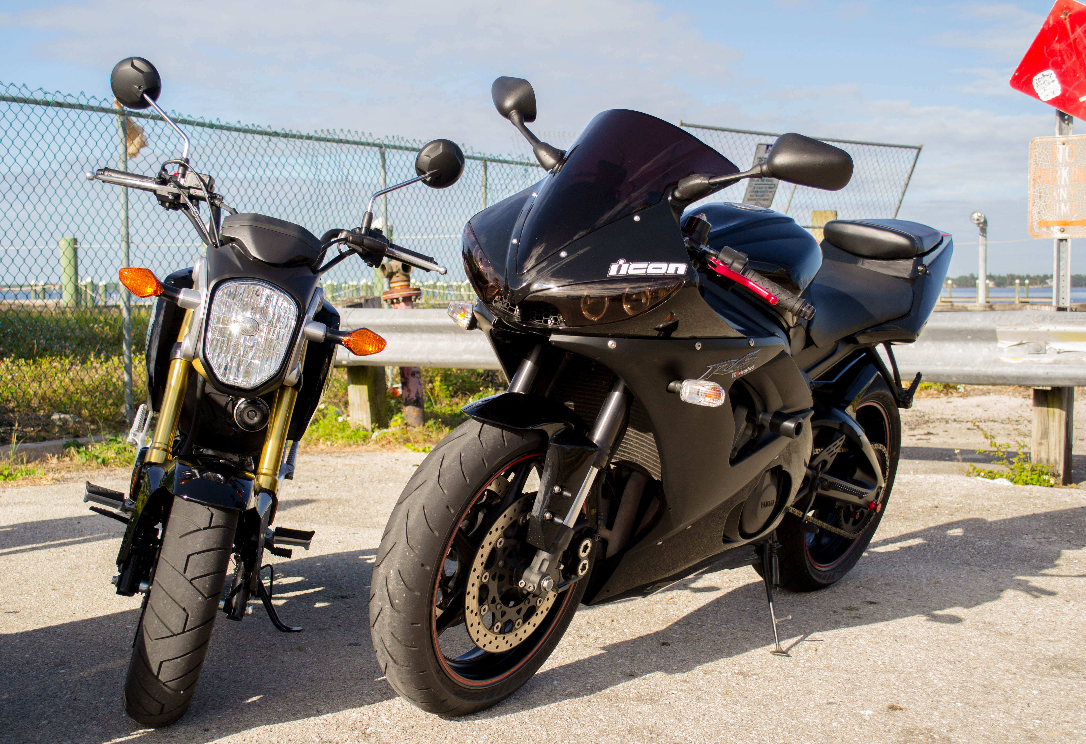 Steady Garage's First Look: 2014 Honda Grom 125 - Honda ... |Honda Grom Size