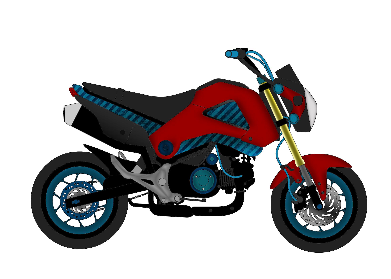 Image Result For Honda Grom Logo