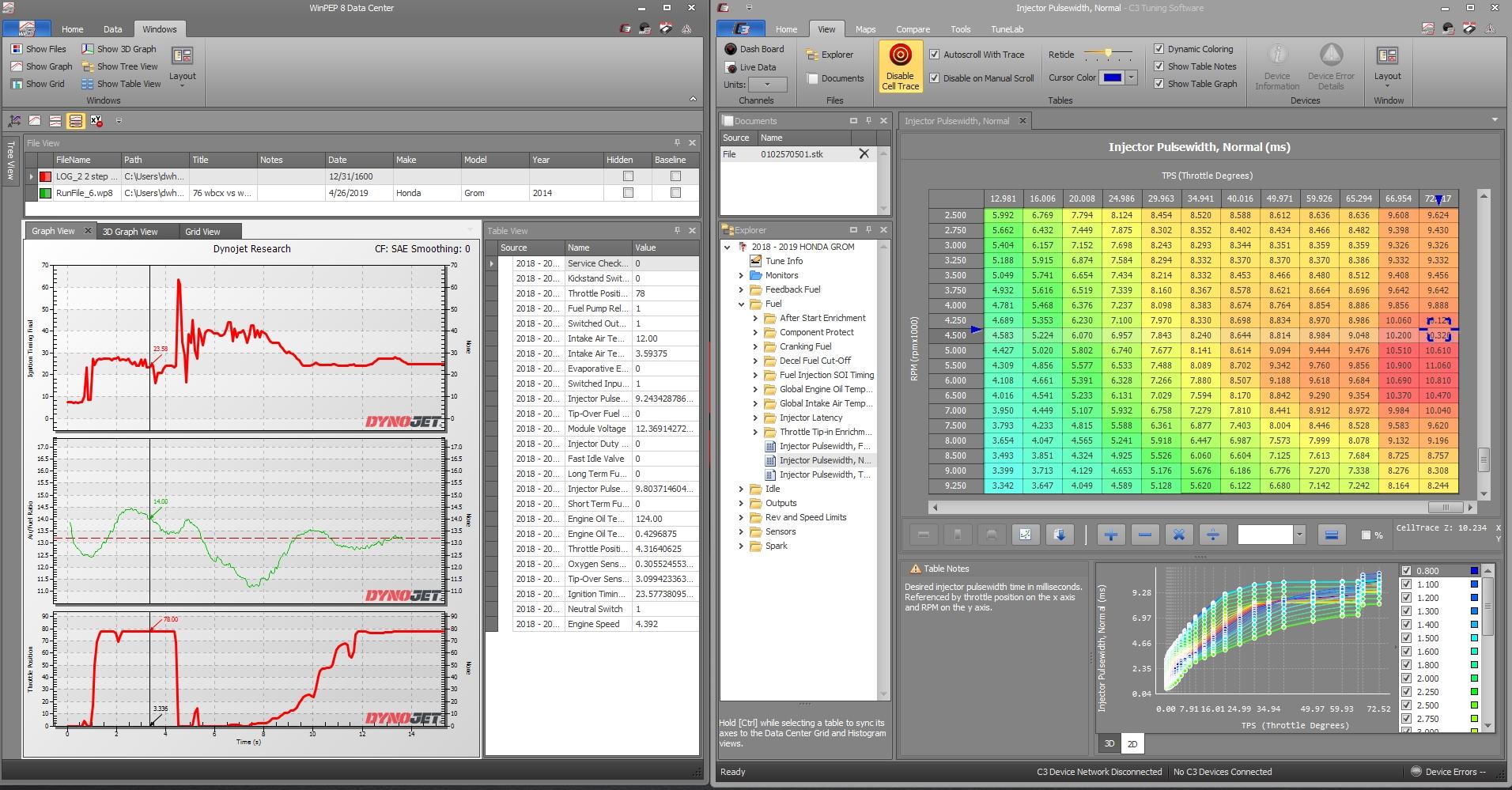 DYNO JET POWER VISION 3 (PV3) for the HONDA GROM   FULL CONTROL REFLASH  PV3-16-01-grom-pcss_super-sync.jpg