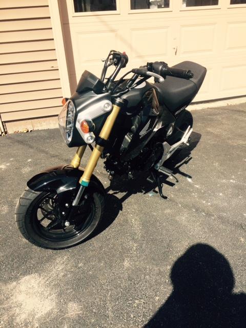 2015 Honda Grom >> 2014 Black Grom For Sale