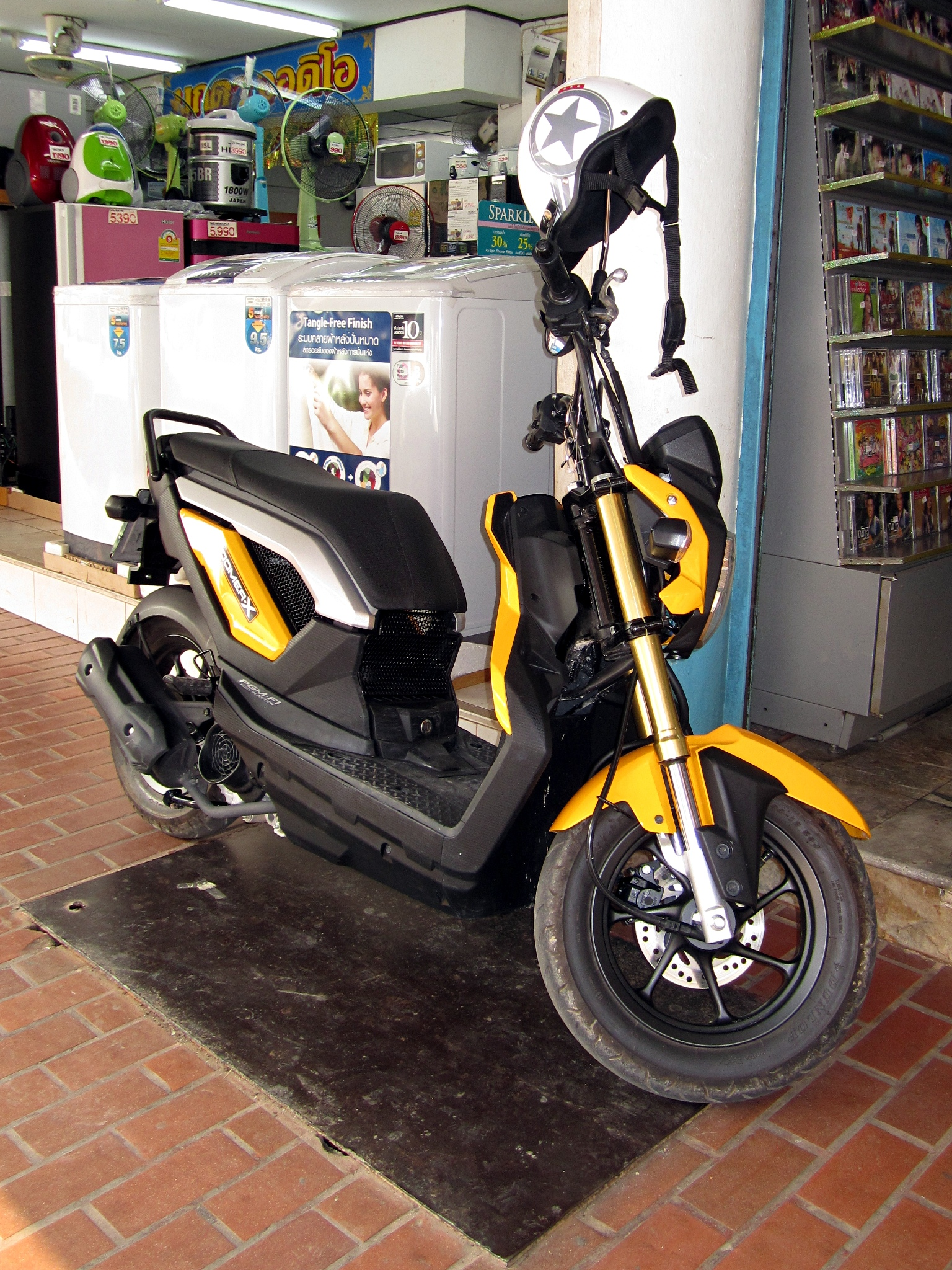 Grom suspension forks and shocks-honda_zoomer_x_110cc_trat_thailand.jpg