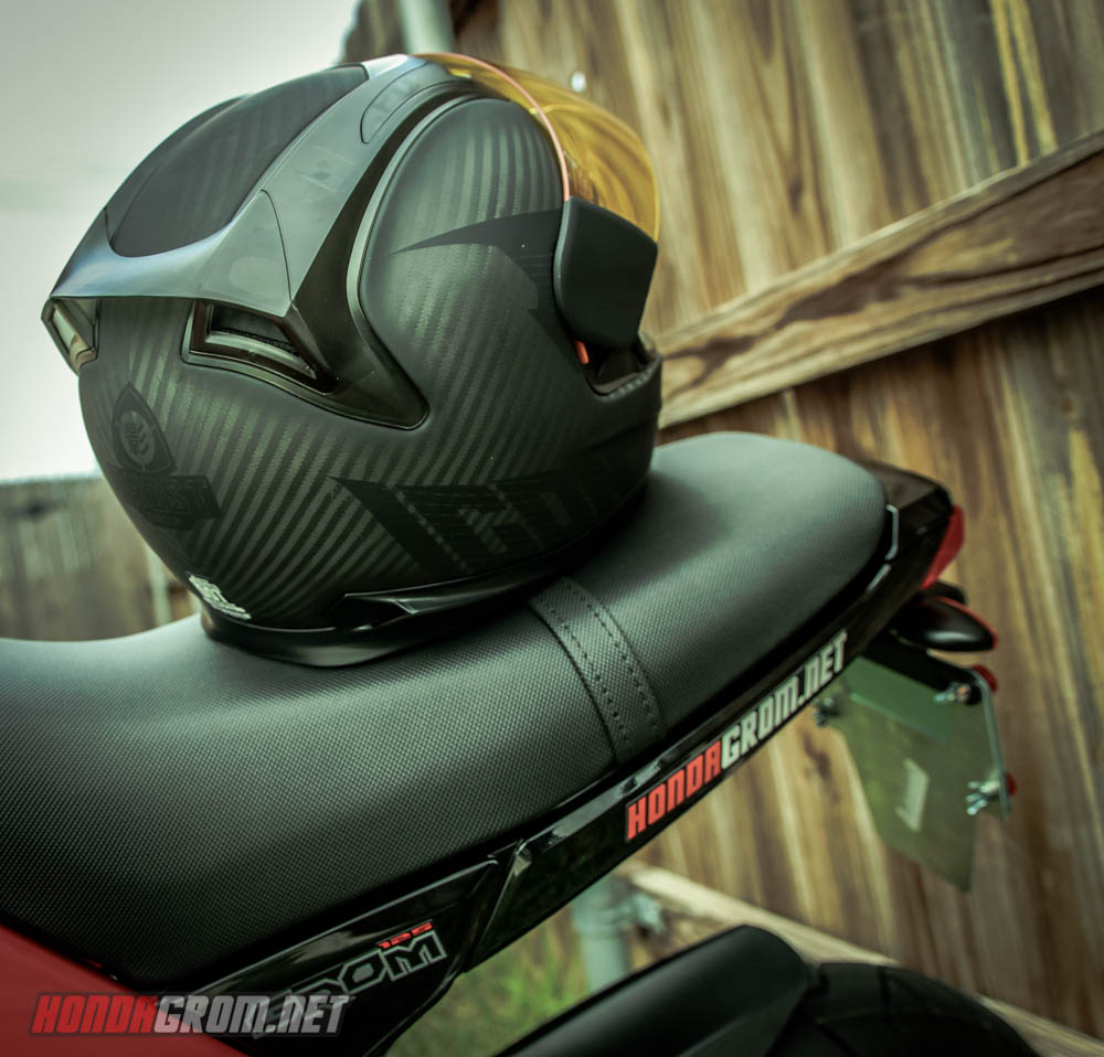 f9511245 ICON Airframe Ghost Carbon Helmet Review