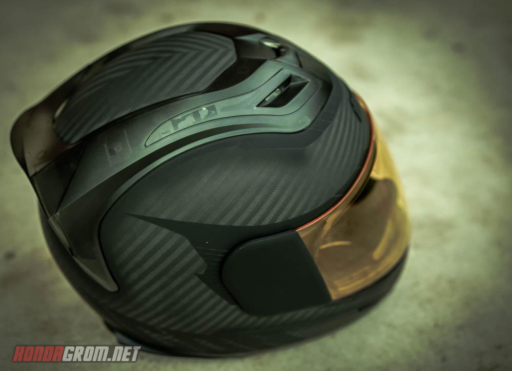 Carbon Fiber Motorcycle Helmet >> ICON Airframe Ghost Carbon Helmet Review
