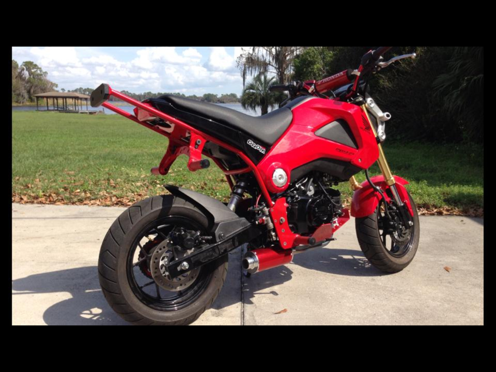 Stunt Parts Are On The Way Page 2 Honda Grom