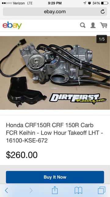 Mjn China: Anyone Using The Yoshimura MJN Carburetor