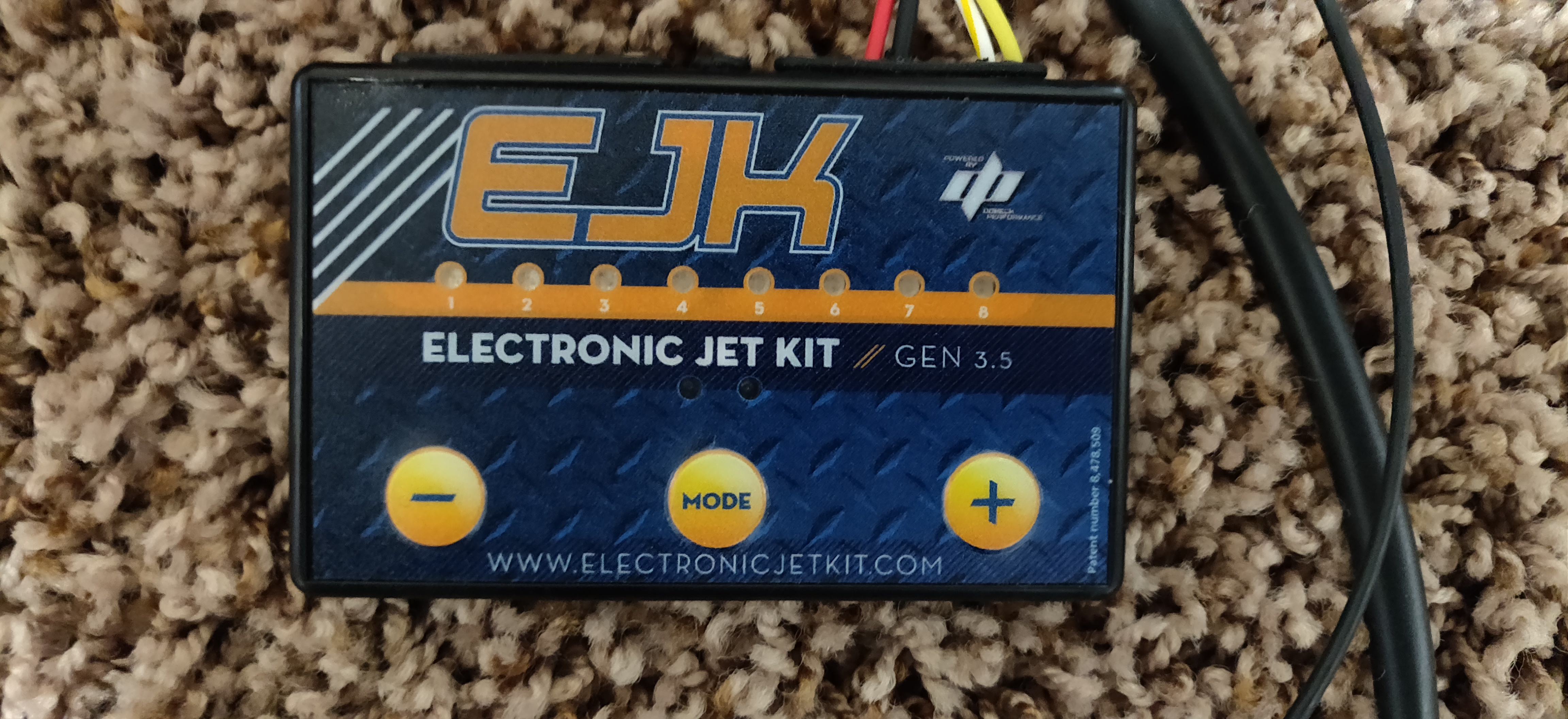 FS: EJK 3.5 only used about 300 miles. 0 shipped-img_20191003_141305_1570131093024.jpg