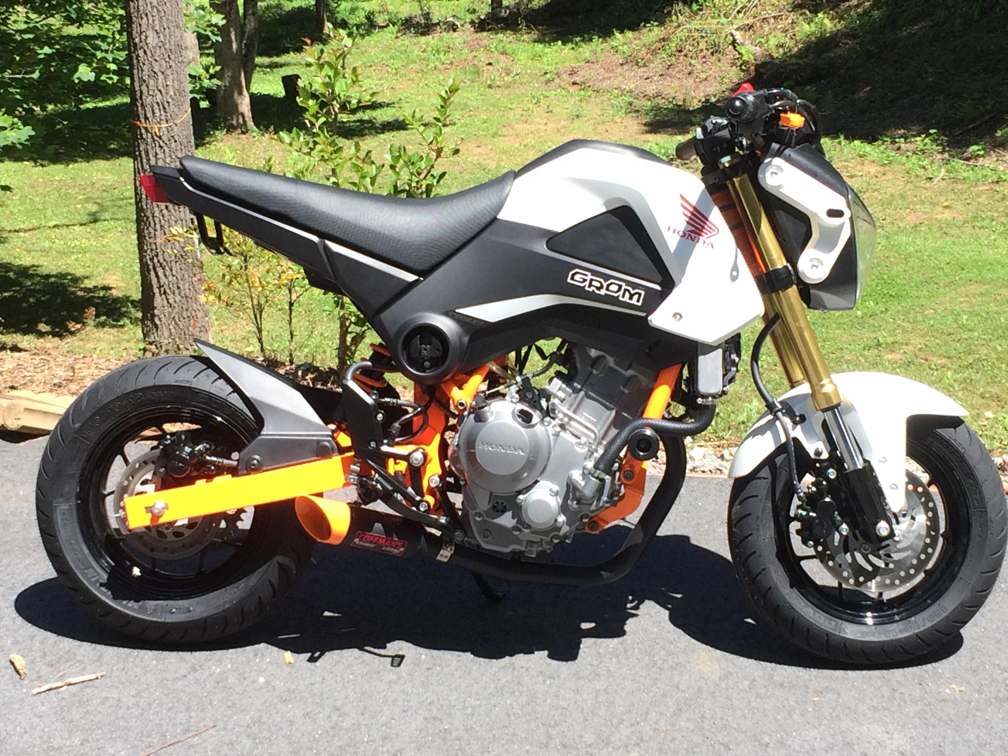 Honda Grom Build >> Build: 300cc Grom - Page 4