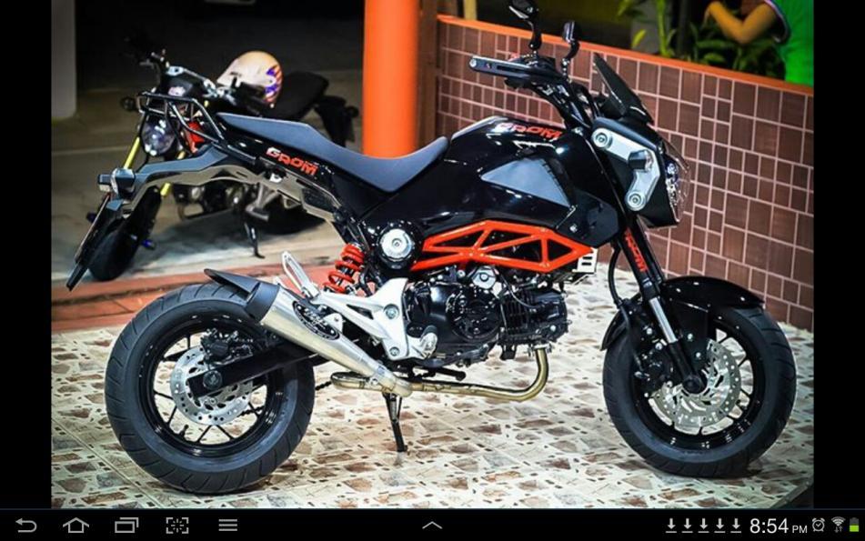 Honda VTR1000 Firestorm - Page 2   Honda, Cafe racer