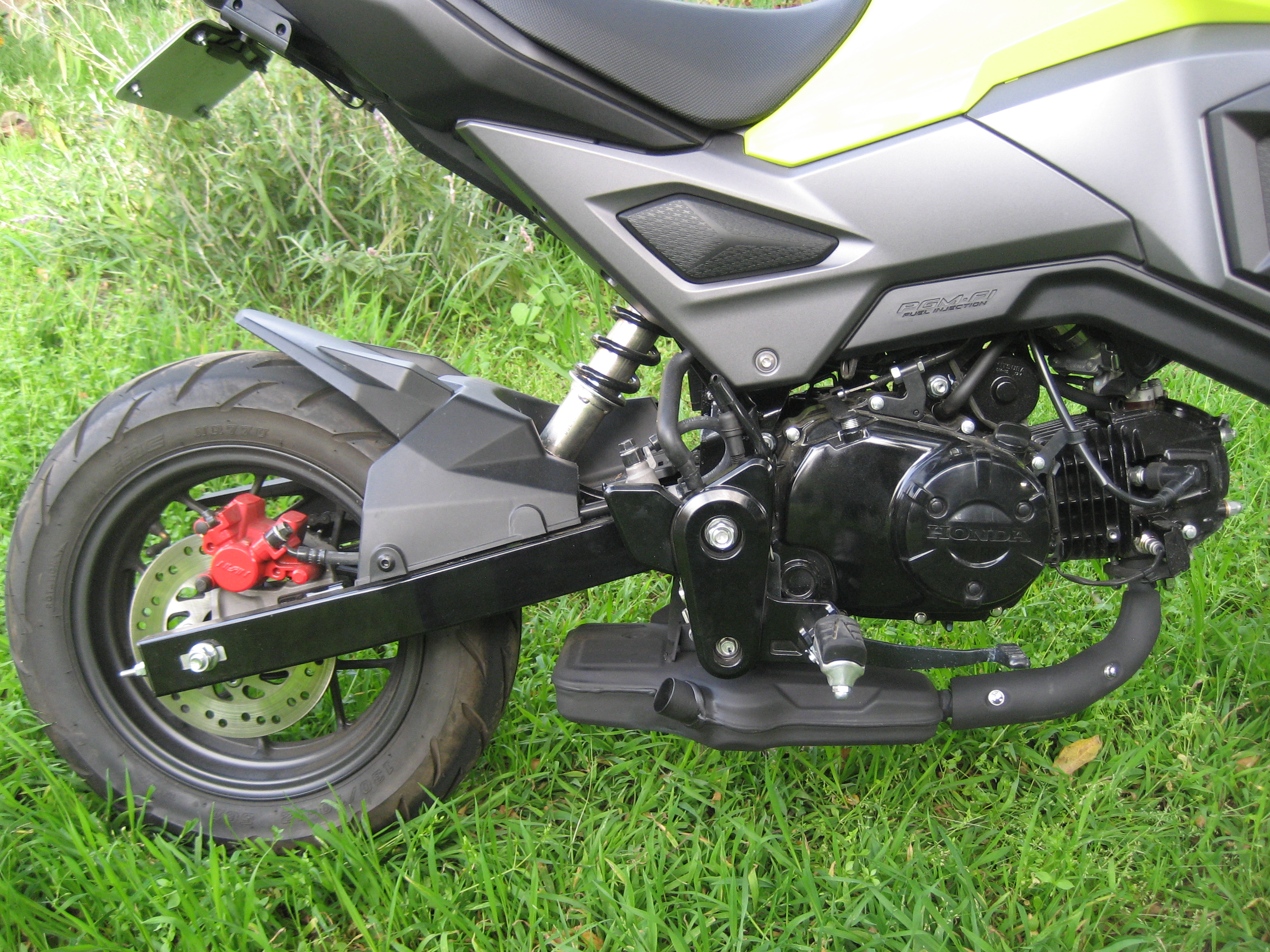 Comprehensive list of Exhausts available for the Honda Grom