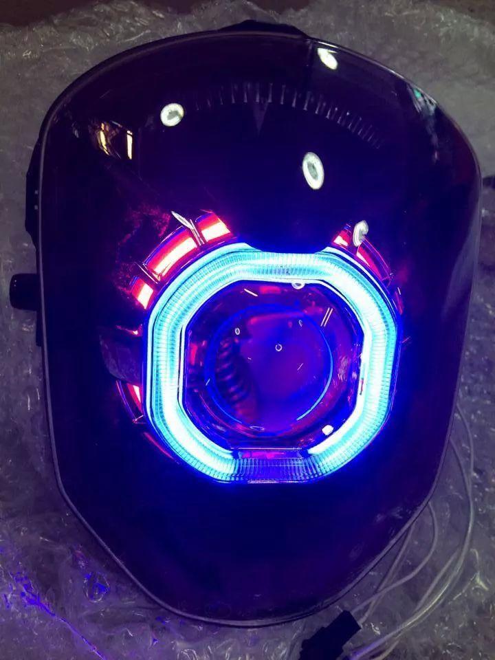 2015 Honda Grom >> HID Xenon light double ring 127$