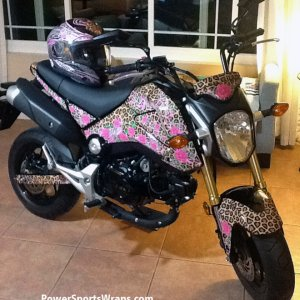 Leopard Rose Grom 4